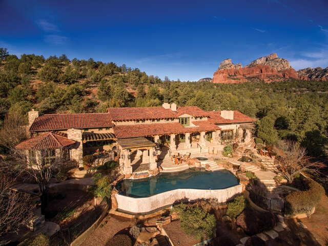 Single Family for Sale at 140 Hidden Meadow Sedona, Arizona 86336 United States