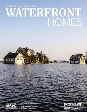 HOMES & LAND Magazine Cover. Vol. 16, Issue 05, Page 31.