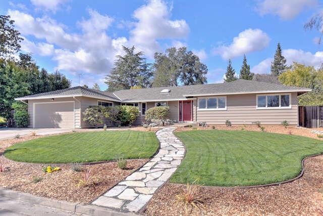 Single Family for Sale at 19041 Portos Dr Saratoga, California 95070 United States