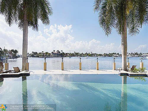 Single Family for Sale at 1601 E Lake Drive Fort Lauderdale, Florida 33316 United States