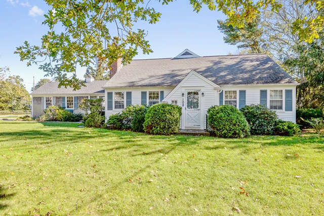 Single Family for Sale at 108 Berry Avenue West Yarmouth, Massachusetts 02673 United States