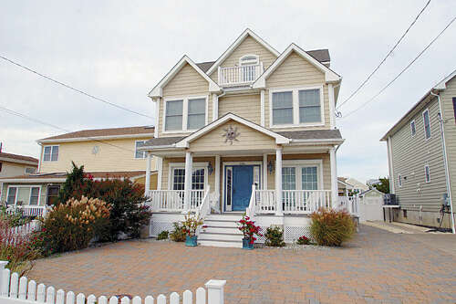 Single Family for Sale at 106 3rd Avenue Normandy Beach, New Jersey 08739 United States