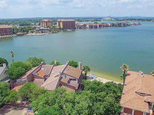 Single Family for Sale at 402 Island Drive Unit B Horseshoe Bay, Texas 78657 United States
