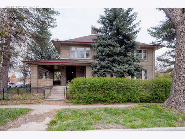 Single Family for Sale at 748 Mountain Ave Berthoud, Colorado 80513 United States