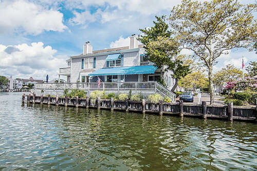 Single Family for Sale at 54 Bay Point Harbour Point Pleasant Beach, New Jersey 08742 United States
