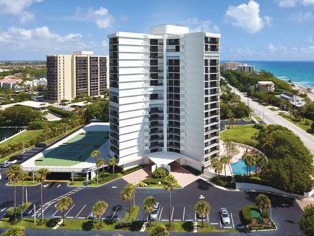 Condominium for Sale at 4545 N Ocean Boulevard Ph-C Boca Raton, Florida 33431 United States