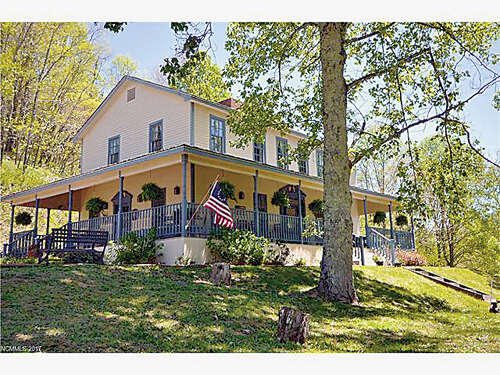 Single Family for Sale at 3215 & 3217 Baltimore Branch Road Hot Springs, North Carolina 28743 United States