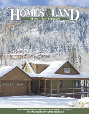 HOMES & LAND Magazine Cover. Vol. 23, Issue 02, Page 19.