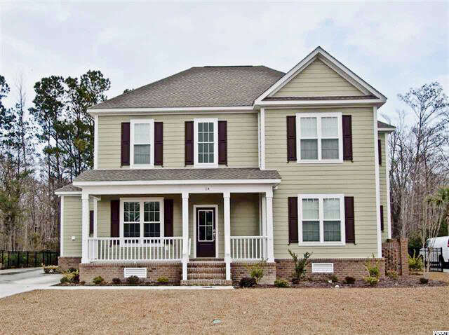 Single Family for Sale at 114 Hagar Brown Road Murrells Inlet, South Carolina 29576 United States