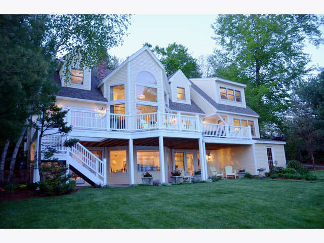 Single Family for Sale at 95 Spindle Point Road Meredith, New Hampshire 03253 United States