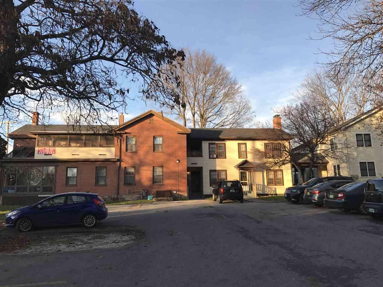 Multi Family for Sale at 242 South Winooski Avenue Burlington, Vermont 05401 United States
