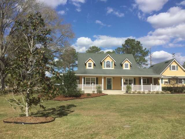 Single Family for Sale at 18806 NE 21st Pl Starke, Florida 32091 United States