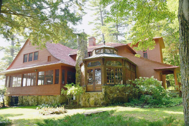 Single Family for Sale at 5 Clay Island Bolton Landing, New York 12814 United States