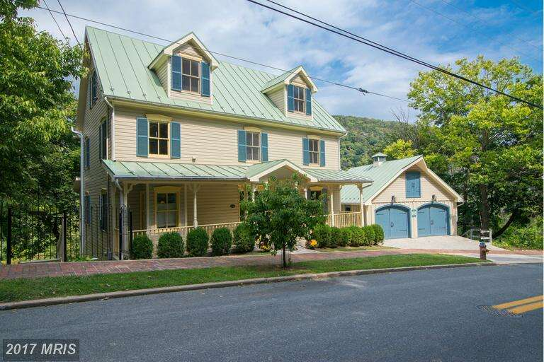 Single Family for Sale at 270 Washington Street Harpers Ferry, 25425 United States