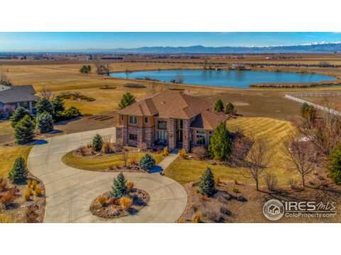Single Family for Sale at 2684 Grace Way Mead, Colorado 80542 United States