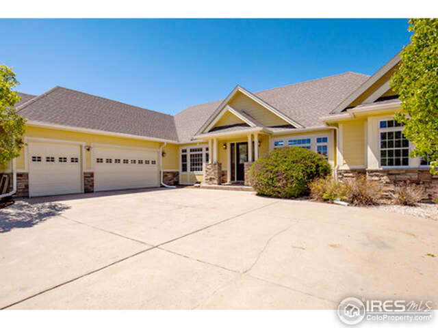 Single Family for Sale at 37121 Soaring Eagle Cir Severance, Colorado 80550 United States
