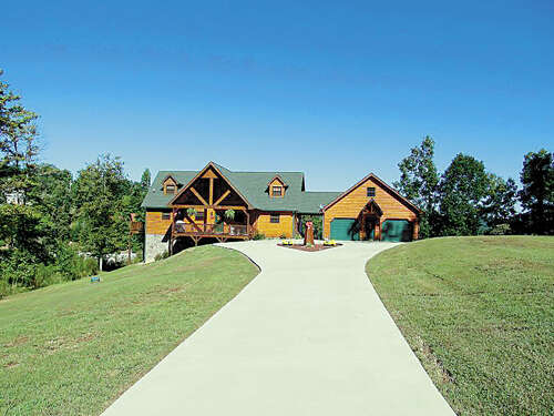 Single Family for Sale at 1460 Indian Shadows Drive Ten Mile, Tennessee 37880 United States