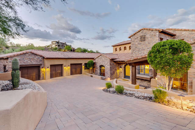 Single Family for Sale at 9205 N Fireridge Trail Fountain Hills, Arizona 85268 United States