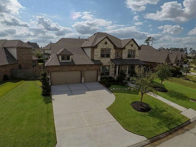 Single Family for Sale at 8202 Caroline Ridge Drive Humble, Texas 77396 United States