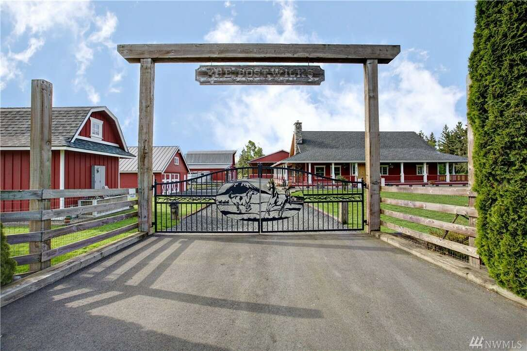 Single Family for Sale at 6310 352nd St E Eatonville, Washington 98328 United States
