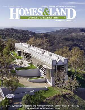 HOMES & LAND Magazine Cover. Vol. 37, Issue 11, Page 83.