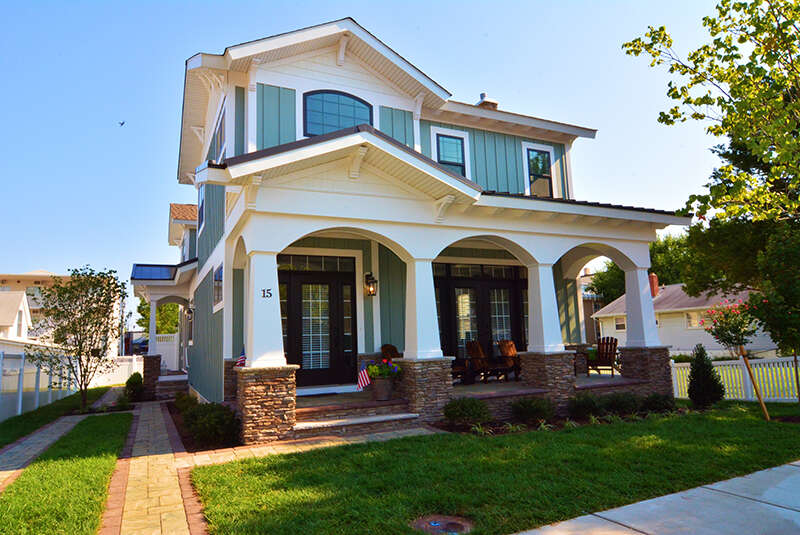 Single Family for Sale at 15 Delaware Avenue Rehoboth Beach, Delaware 19971 United States