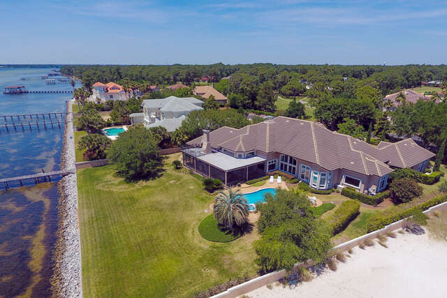 Single Family for Sale at 4 Sunset Beach Place Niceville, Florida 32578 United States
