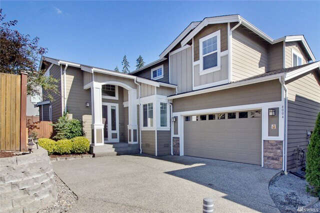 Single Family for Sale at 4004 222nd Place SE Bothell, Washington 98021 United States