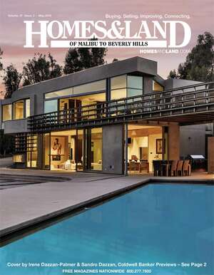 HOMES & LAND Magazine Cover. Vol. 37, Issue 02, Page 2.