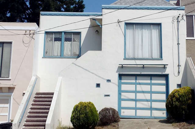 Single Family for Sale at 36 Lobos St San Francisco, California 94112 United States