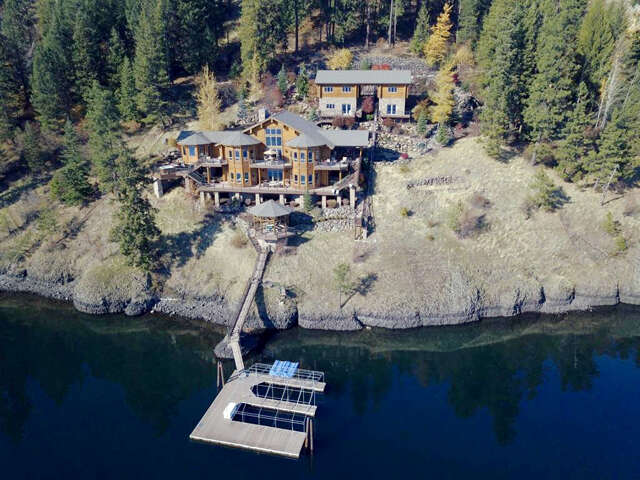 Single Family for Sale at 10836 N Split Rock Rd Hayden, Idaho 83835 United States