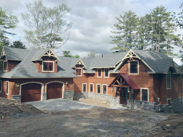 Single Family for Sale at 34 Colony Cove Road Lake George, New York 12845 United States