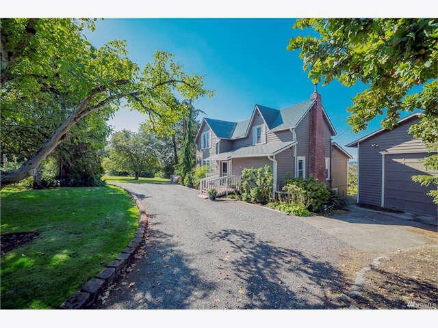 Single Family for Sale at 3420 Sunnyside Blvd Marysville, Washington 98270 United States