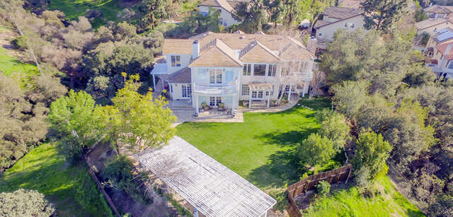 Single Family for Sale at 4244 Balcony Dr. Calabasas, California 91302 United States