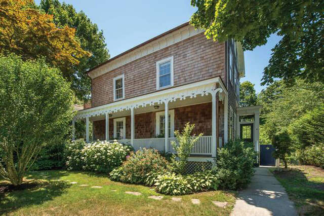 Single Family for Sale at 12 Suffolk Street Sag Harbor, New York 11963 United States