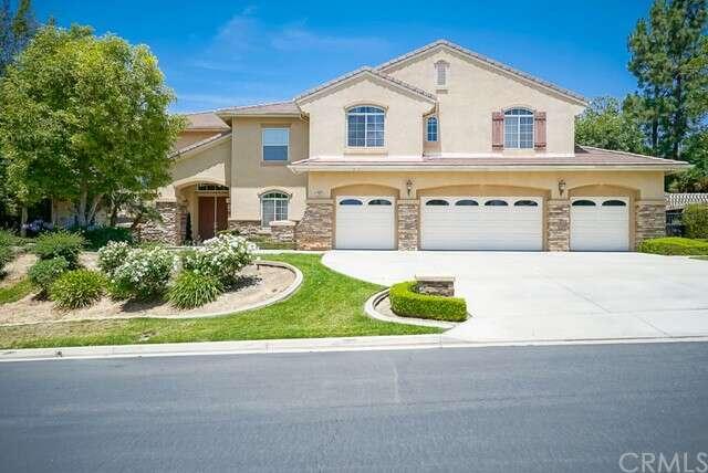 Single Family for Sale at 640 Westborough Lane Riverside, California 92506 United States