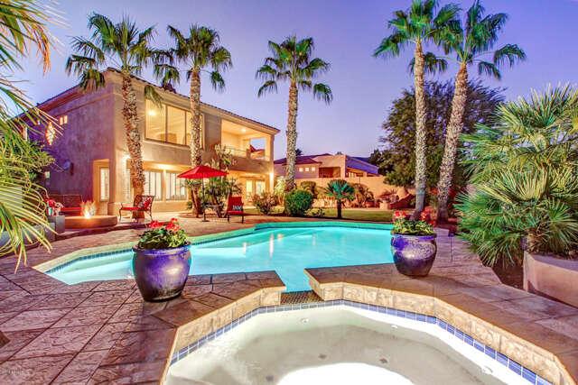 Single Family for Sale at 1572 W Saltsage Drive Phoenix, Arizona 85045 United States