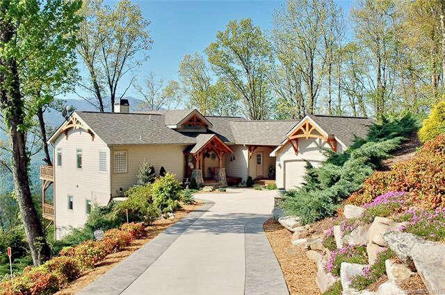 Single Family for Sale at 695 Woody Lane Waynesville, North Carolina 28786 United States