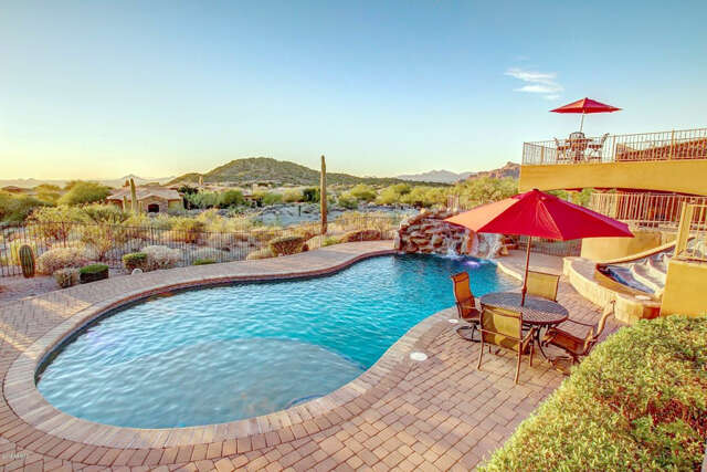 Single Family for Sale at 4240 N El Sereno Circle Mesa, Arizona 85207 United States