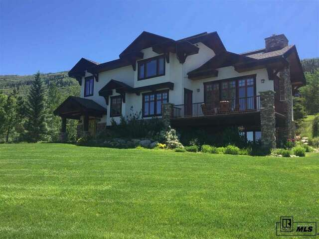 Real Estate for Sale, ListingId:45990082, location: 2275 Bear Drive Steamboat Springs 80487