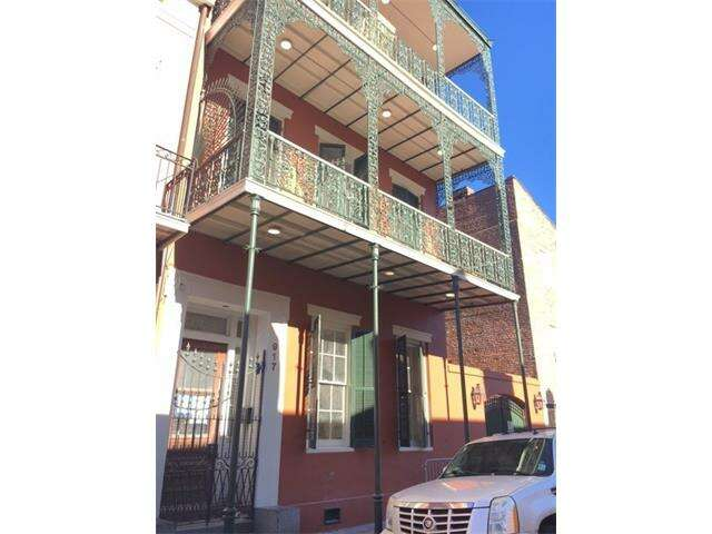 Single Family for Sale at 917 Dumaine Street New Orleans, Louisiana 70116 United States