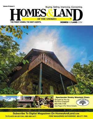 HOMES & LAND Magazine Cover. Vol. 33, Issue 08, Page 3.