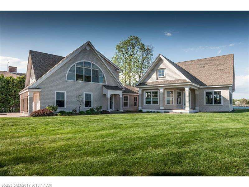 Single Family for Sale at 5 Barn Pt York, Maine 03909 United States