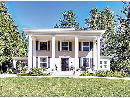 Single Family for Sale at 1235 5th W Avenue Hendersonville, North Carolina 28739 United States