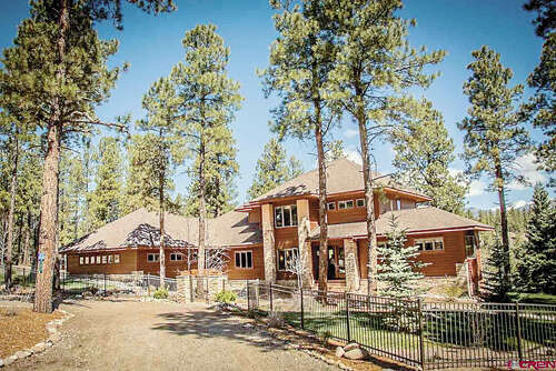 Single Family for Sale at 1801 Hidden Valley Drive Pagosa Springs, Colorado 81147 United States
