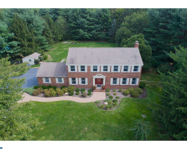 Single Family for Sale at 1 Jefferson Rd Cranbury, New Jersey 08512 United States