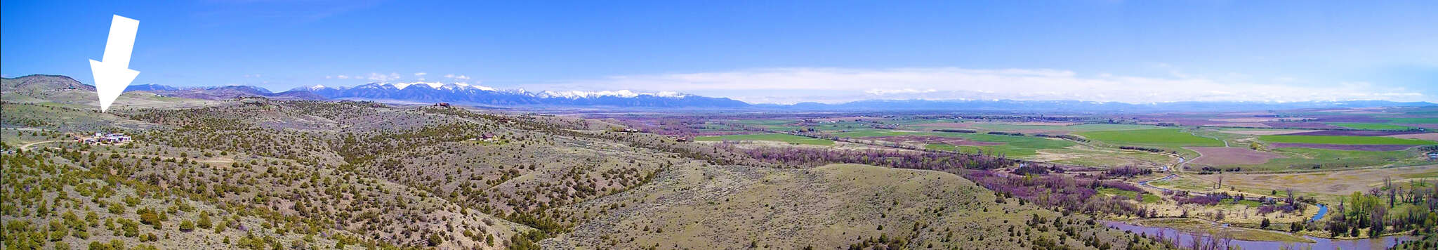 Single Family for Sale at TBD Jawbone Trail Manhattan, Montana 59741 United States