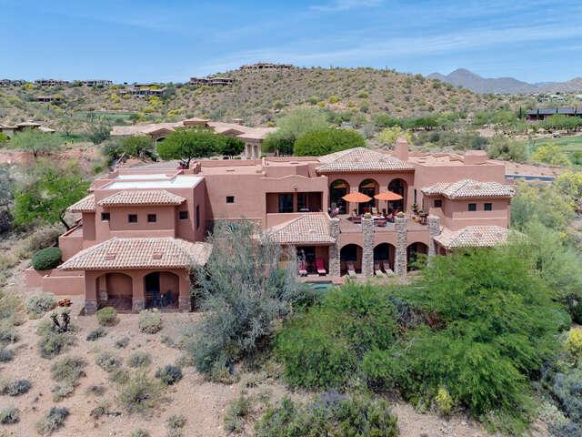 Single Family for Sale at 9915 N Copper Ridge Trail Fountain Hills, Arizona 85268 United States