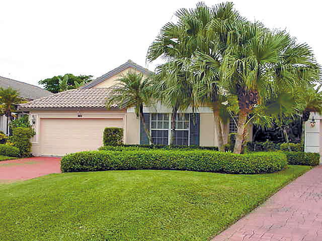 Single Family for Sale at 924 Augusta Pointe Drive Palm Beach Gardens, Florida 33418 United States