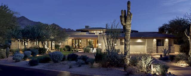 Single Family for Sale at 9820 E Thompson Peak Parkway Scottsdale, Arizona 85255 United States